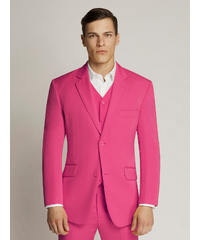 Ambassador Collection PINK Microfibre Coloured Jacket