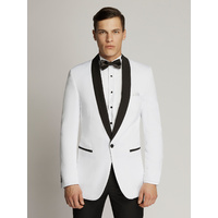 LUXE Fine Twill Plain Regular Fit Sports Jacket