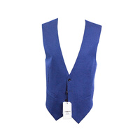 Mens Assorted Fine Textured Tapered Vest