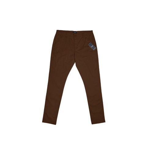 Cooper Fine Cotton Drill Chinos Tobacco